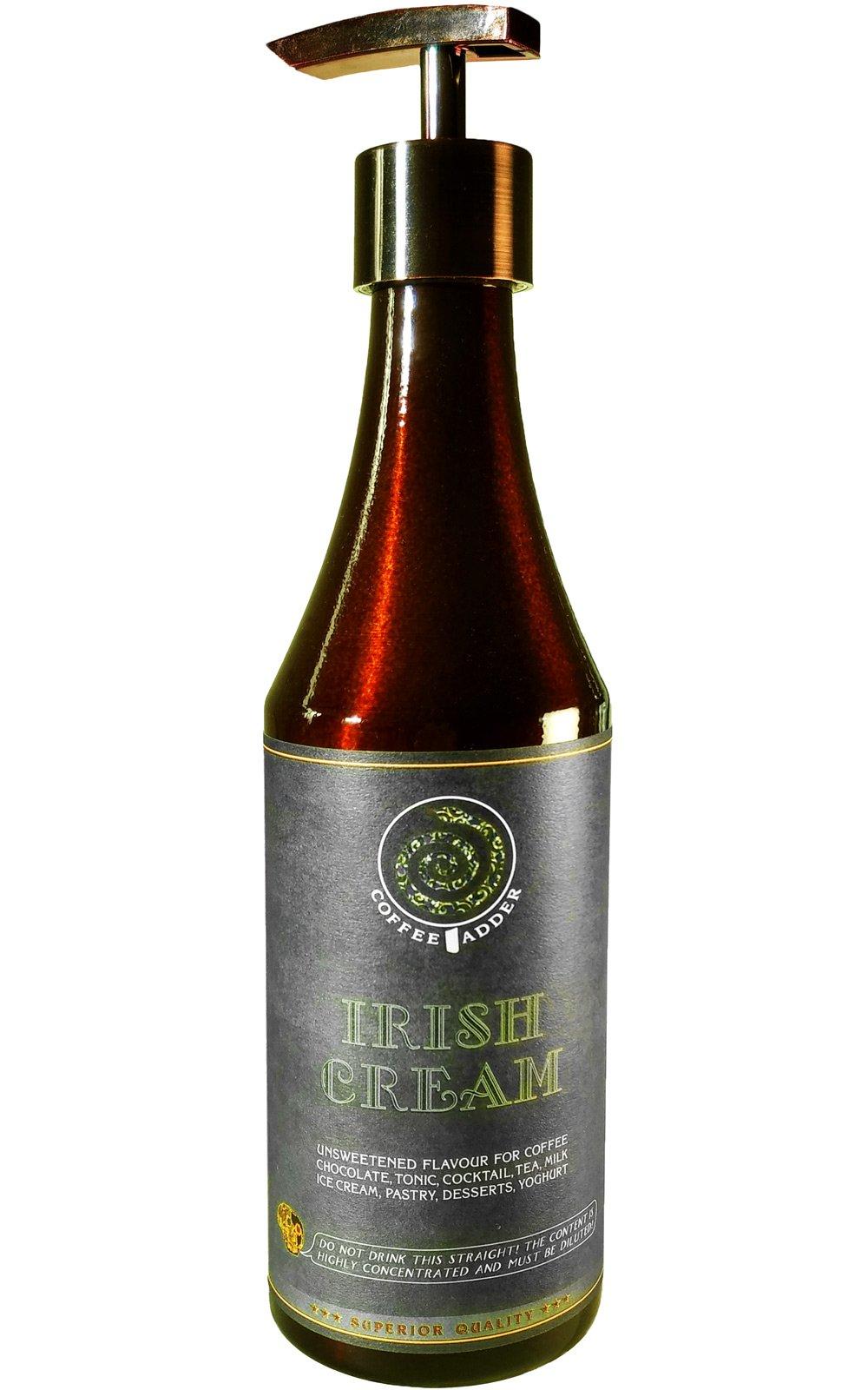 Skinny Irish Cream coffee syrup