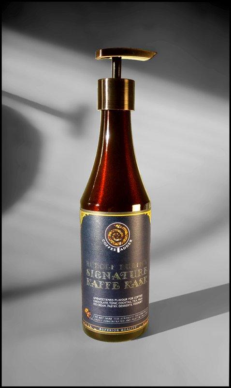 Skinny infused Rum syrup