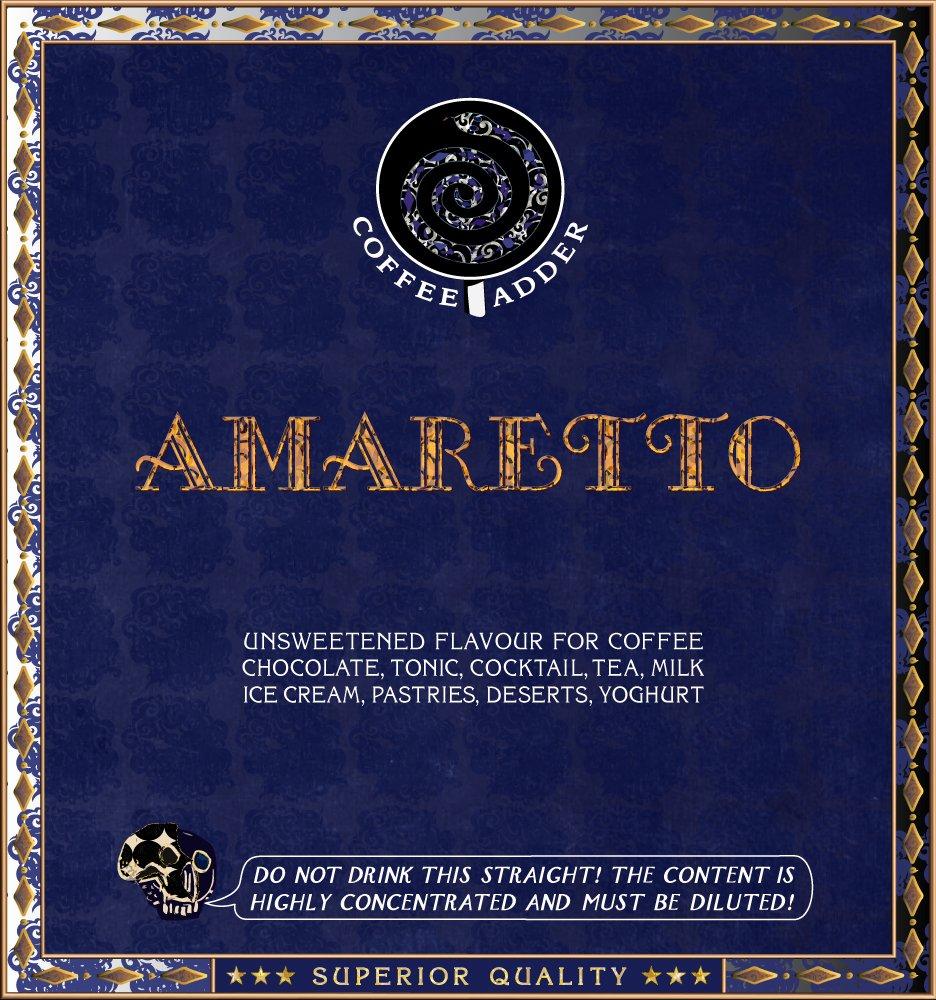 sugar-free Amaretto Coffee Syrup