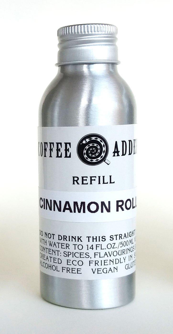 Cinnamon Bun coffee syrup