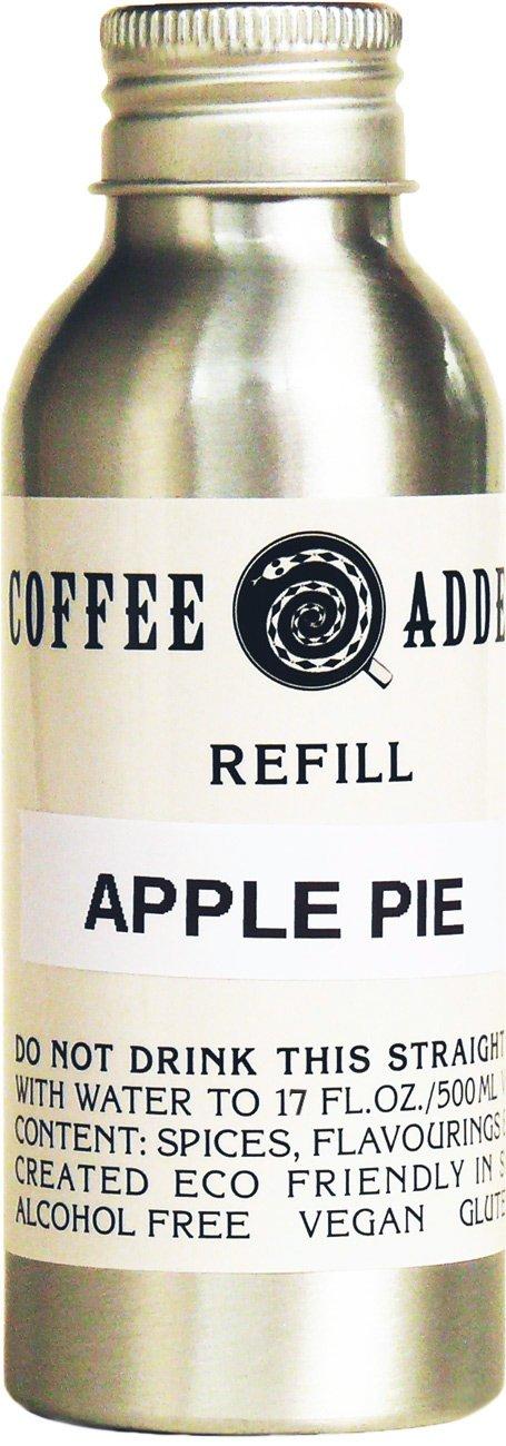 skinny Apple Pie coffee syrup