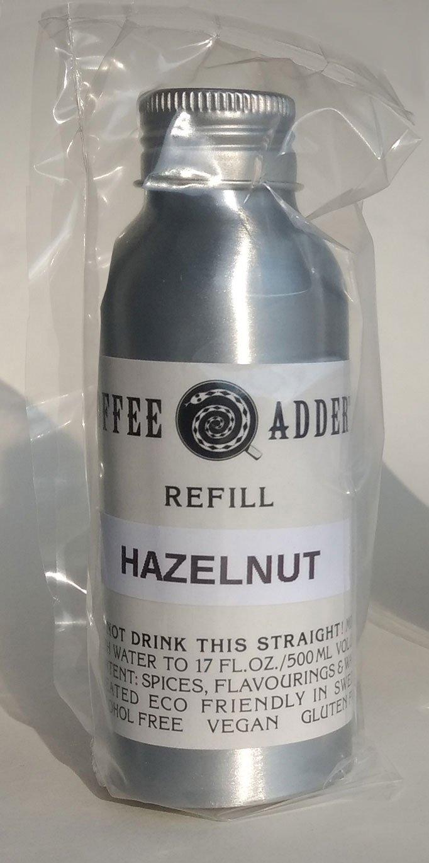 Sugar Free Hazelnut Coffee Syrup refill
