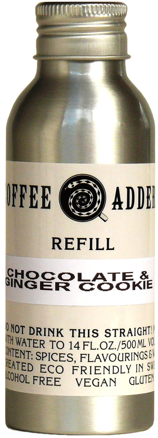 Chocolate Ginger Cookie Syrup REFILL