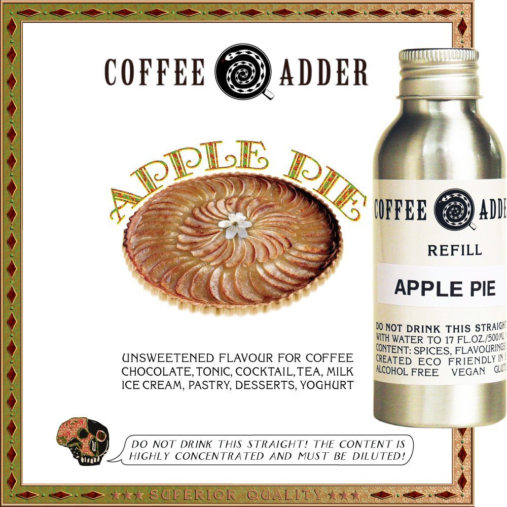 Apple Pie Syrup Refill