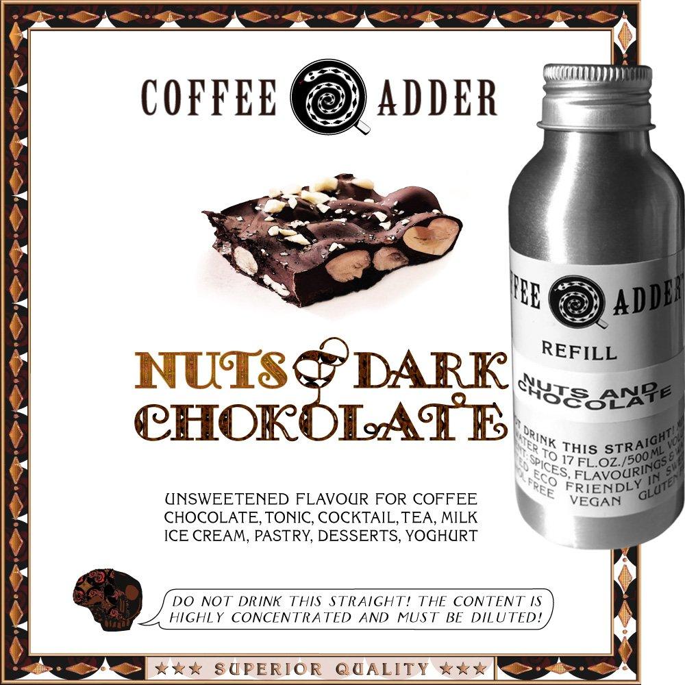 Nuts Chocolatesyrup refill