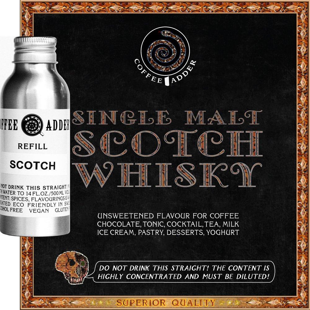 Single Malt Scotch Whisky syrup refill