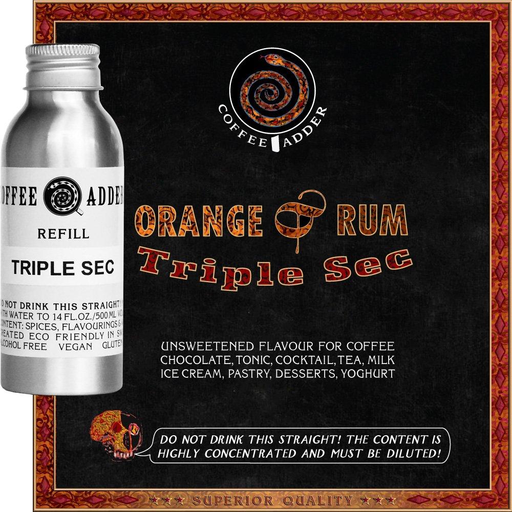 Triple Sec Syrup Refill