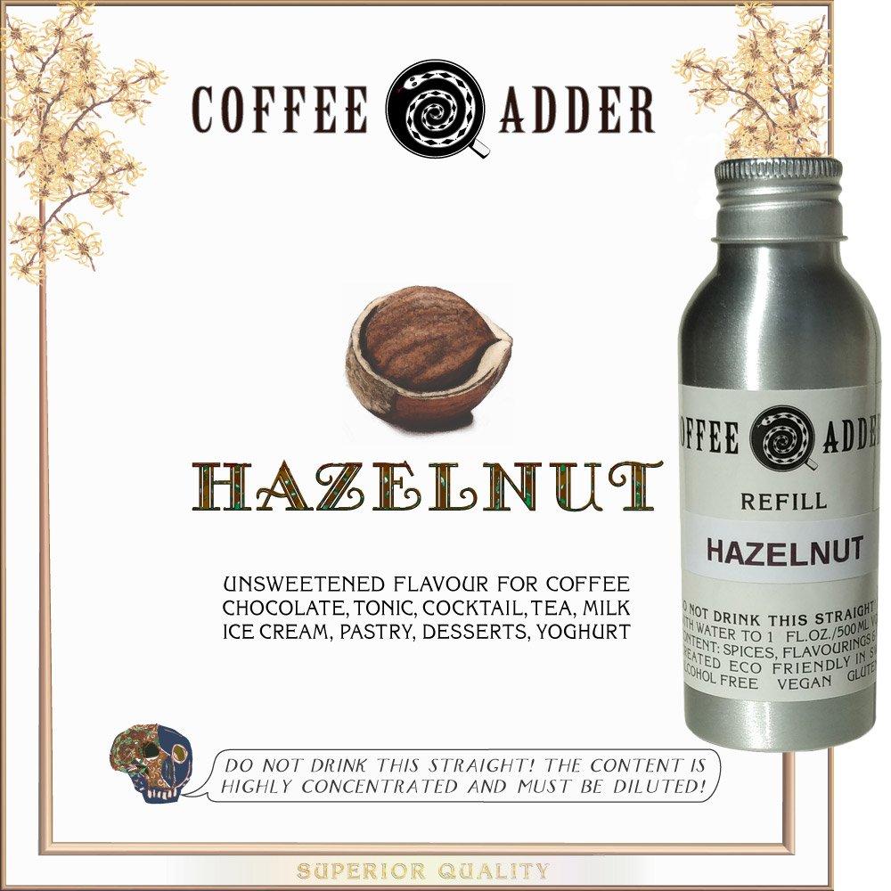 Skinny Hazelnut Syrup Refill